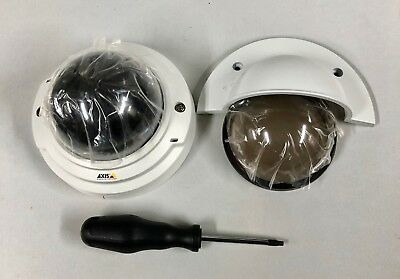 AXIS Communications Dome Covers Housing (no camera) & Screwdriver