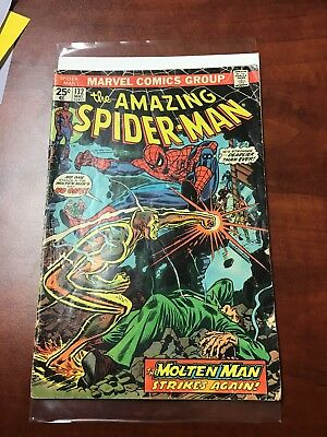 The Amazing Spider-Man #132 (May 1974, Marvel)
