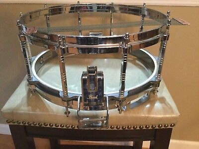 Pearl Free Floating Snare Drum Die Cast Hoops Hardware for Shell