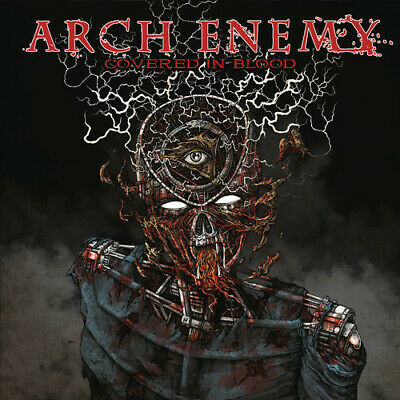 Arch Enemy - Covered In Blood [New CD]