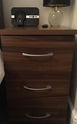 Set Of Bedside Cabinets & Matching Tall Boy