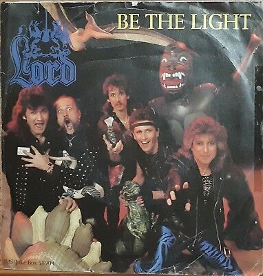 """Lord - Be The Light 7"""""""