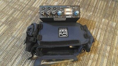 Shure FP32a  field mixer, battery powered similar to a fp33