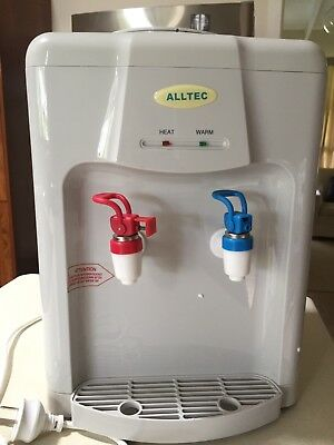 ALLTEC Bench Top Water Dispenser Hot & Cold (Ambient) Temperature Water