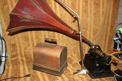 Crane For Edison Columbia Cylinder Phonograph