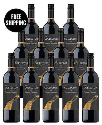The Collector Cabernet Sauvignon 2016 (12 Bottles)