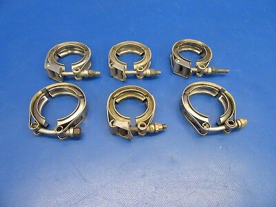 0119-152 13B218 NOS Lot of 3 Nuco // Marman Exhaust Clamp P//N 94581 N3318S