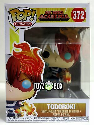 "In STOCK Funko Pop My Hero Academia ""Todoroki"" 372 Vinyl Figure"