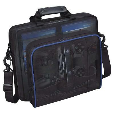 For PS4 Carrying Console & Accessories Case Messenger Bag for PlayStation4