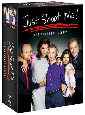 Just Shoot Me: The Complete Series season 1 2 3 4 5 6 7 (DVD, 2017, 19-Disc Set)