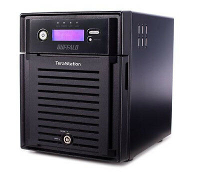 Buffalo NAS TerraStation Pro TS-QVHL - 4 Bays with HDDs