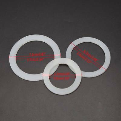 Silicone Seal Ring Washer Ring Gasket Flexible Replacenent For Moka Pot Espresso
