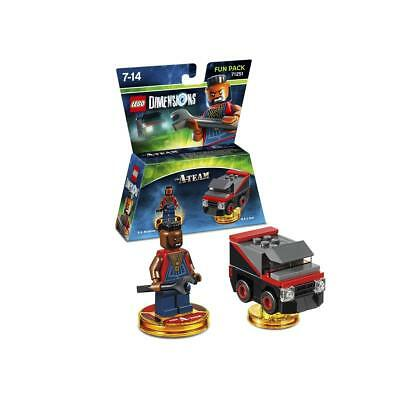 LEGO Dimensions - Fun Pack - A-Team (Lagerspuren an Verpackung!)
