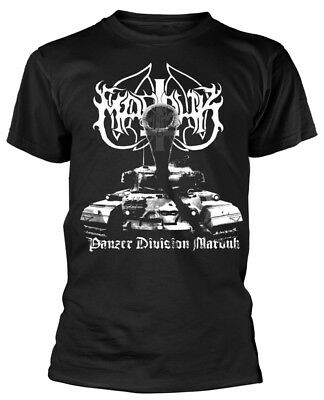 Marduk 'Panzer Division' T-Shirt - NEW & OFFICIAL