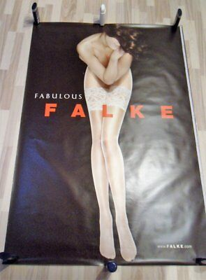 Fabulous FALKE Poster Mode stay up 173 x 118 cm ähnlich Wolford