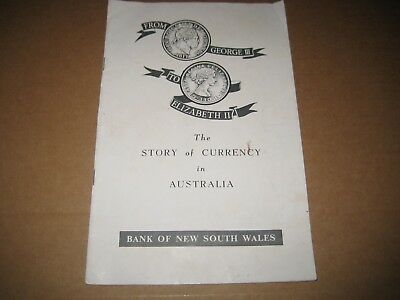 The Story of Currency by Bank of NSW
