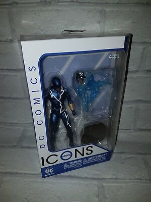Dc Collectibles Dc Icons Static Action Figure Brand New Boxed No17