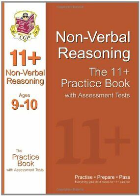 11+ Non-Verbal Reasoning Practice Book with Assessment Tests Ages 9-10 (GL & O,