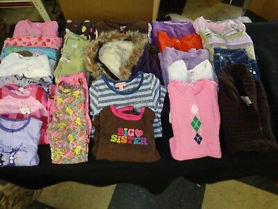 Girls Clothing Lot Mixed Sizes 5-8