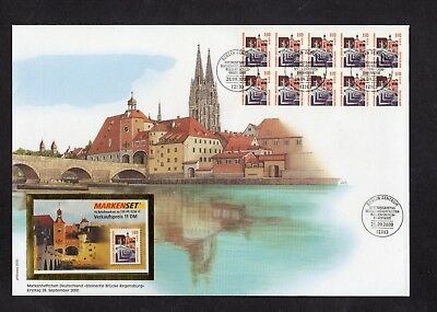 Germany Phone Card First Day Cover