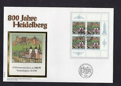Germany Phone Card First Day Cover 2