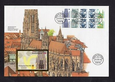 Germany Phone Card First Day Cover 4