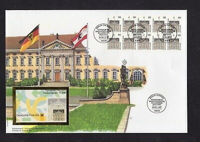 Germany Phone Card First Day Cover 5
