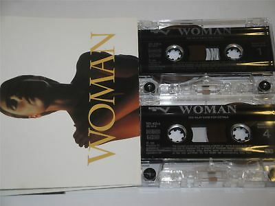 Woman - The Best of Female Singers -  Double Cassette Tape 5654394