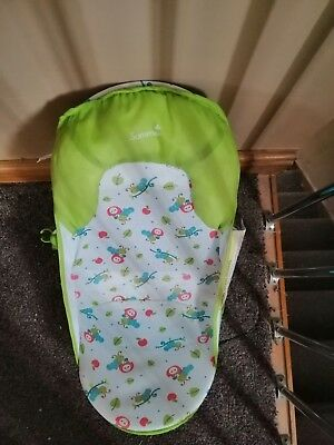 Summer folding Baby Bath Seat suitable form newborn