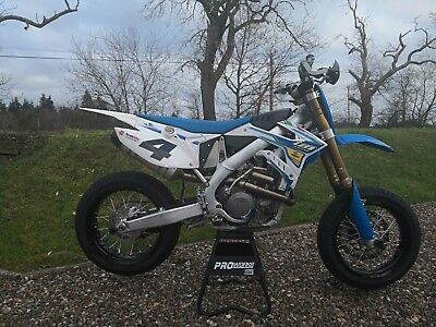 TM 530 SMX supermoto race bike, not ktm Husqvarna Honda