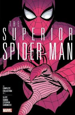 Superior Spider-Man: The Complete Collection Vol, Elson, Richard,Gage, Christos,