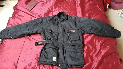 Motorcycle jacket, Weise Avenger II, size XL- XXL , good winter jacket, used.