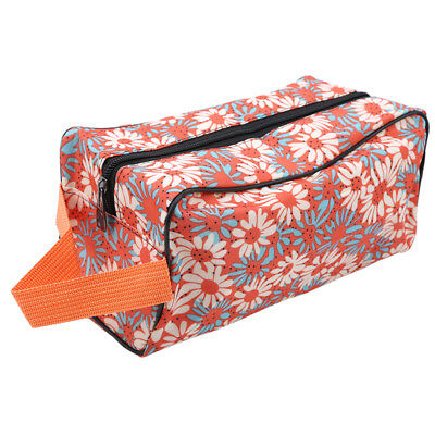 Portable Travel Hanging Toiletry Organizer Folding Cosmetic Bag Wash 8C