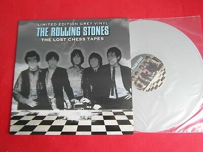 Lp   Rolling Stones  -  The Lost Chess Tapes  (Orig.2016 Grey-Press)  Mint