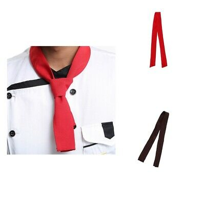 2Pcs Cotton - Chef Scarf / Neckerchief / Restaurant Hotel / Coffee