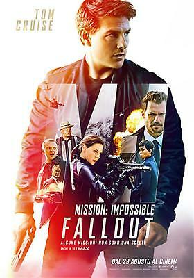 Mission Impossible - Fallout (Ex Rental) - Christopher Mcquarrie