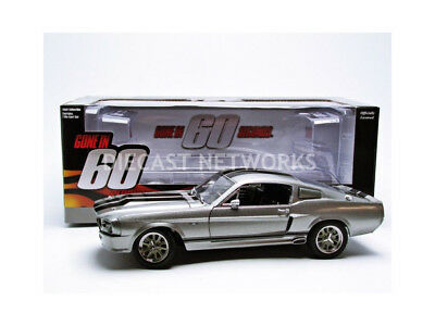 Greenlight Collectibles - 1/18 - Ford Mustang Shelby - Gt 500 Custom - Eleanor -