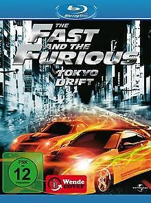The Fast and the Furious: Tokyo Drift [Blu-ray] von ... | DVD | Zustand sehr gut