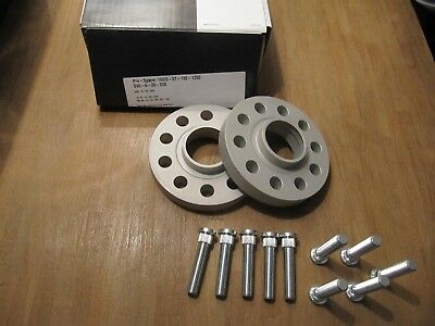 Spacers Chrysler 5x100 - 20mm/schijf M12x1,5