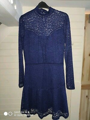 30cf6566372bc GUESS BY MARCIANO Crochet Top Jumper Dress Accessory Size Small - 6 ...