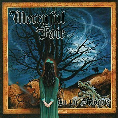 Mercyful Fate-In the Shadows (UK IMPORT) CD NEW