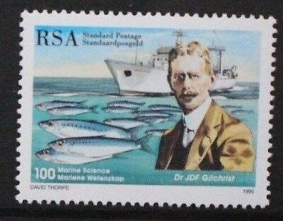 SOUTH AFRICA 1995 Marine Science. Set of 1 Mint Never Hinged SG882.