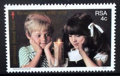 SOUTH AFRICA 1979 Christmas Stamp Fund. Set of 1. Mint Never Hinged. SG464.