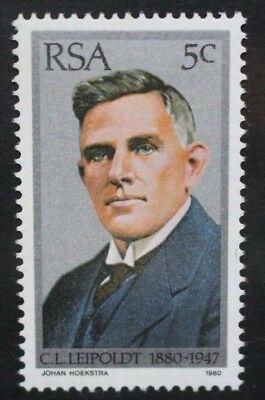 SOUTH AFRICA 1980 Birth Centenary of Poet C L Leipoldt. Set of 1. MNH. SG479.