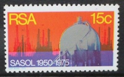 SOUTH AFRICA 1975 SASOL Coal Oil and Gas Corporation. Set of 1. MNH. SG375