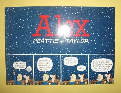 ALEX, Alex 1  Peattie &Taylor, good condition. Lampoon of City bankers / yuppies
