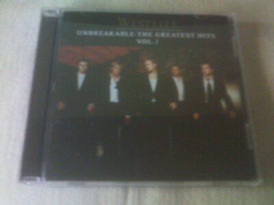 Westlife - Unbreakable (The Greatest Hits) - Cd Album