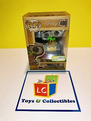 Funko POP - Disney - Wall-E - Earth Day - BoxLunch Exclusive #400
