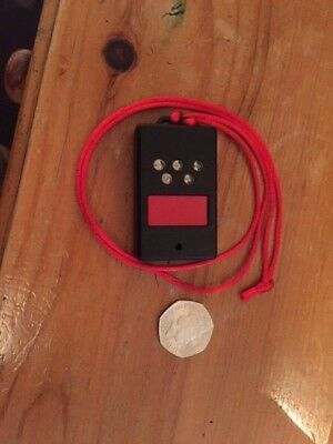 5 Red LED darkroom inspection torch