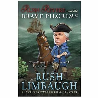 Rush Revere and the Brave Pilgrims: Time-